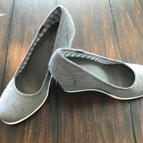 ff730493c17 keds Shoes - Keds Damsel Chambray Wedge